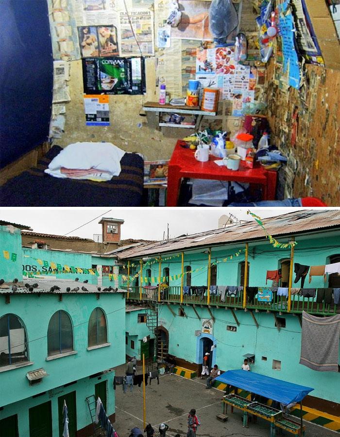 Тюрьма «San Pedro Prison», Боливия