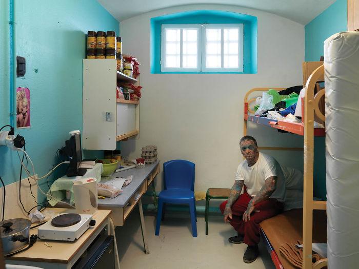 Тюрьма в Ивелине, Франция