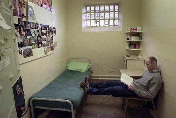 Тюрьма «HM Prison Dartmoor», Англия