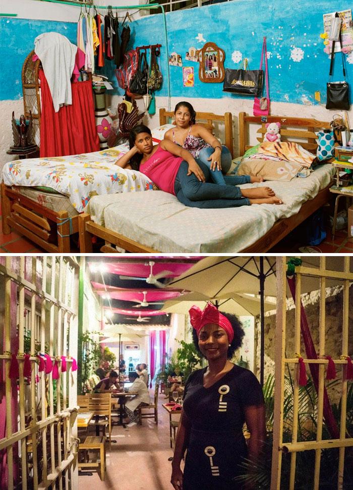 Женская тюрьма, Колумбия