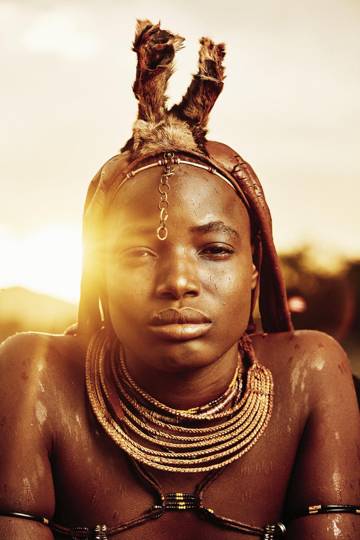 Племя Химба , Намибия