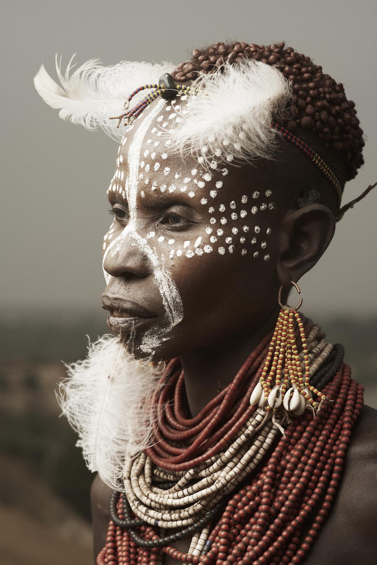 Племя Каро (Karo), Эфиопия