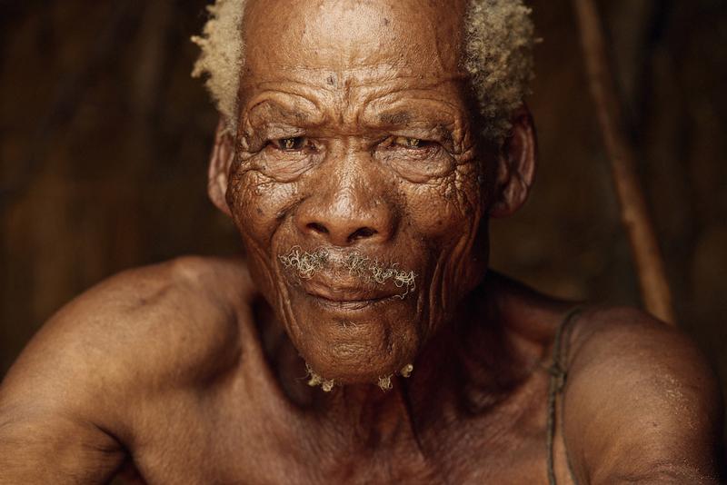Племя Сан (San), Намибия