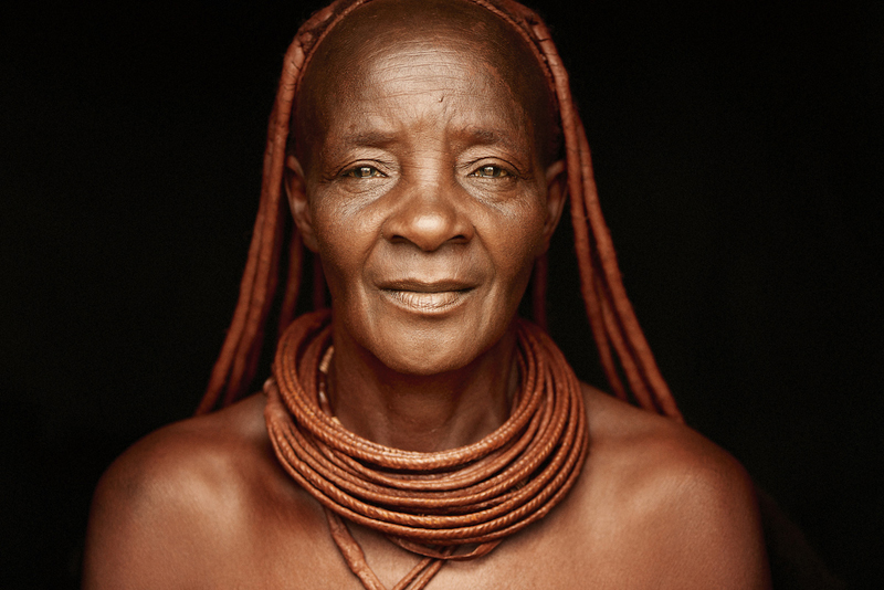 Племя Химба (Himba), Намибия