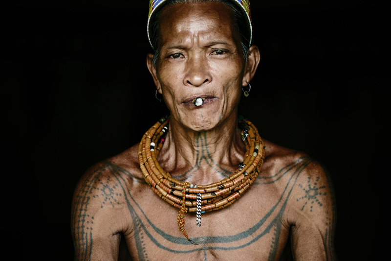 Племя Ментавай (Mentawai), Индонезия