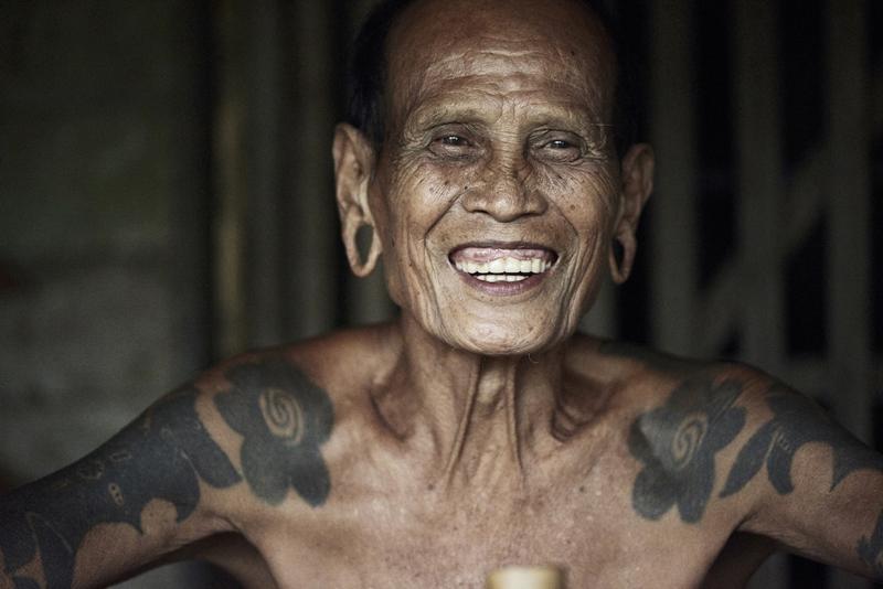 Племя Ибан (Iban), Борнео