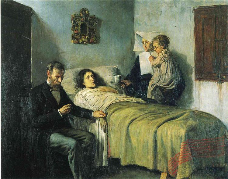 «Знание и милосердие», 1897 год