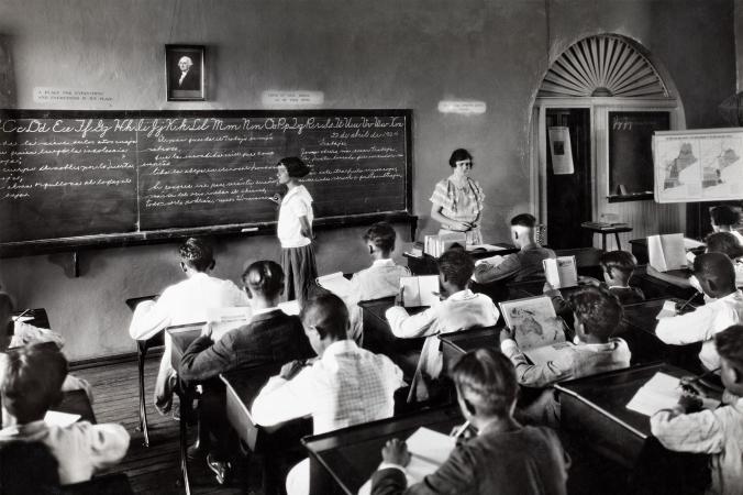 Школа вПуэрто-Рико