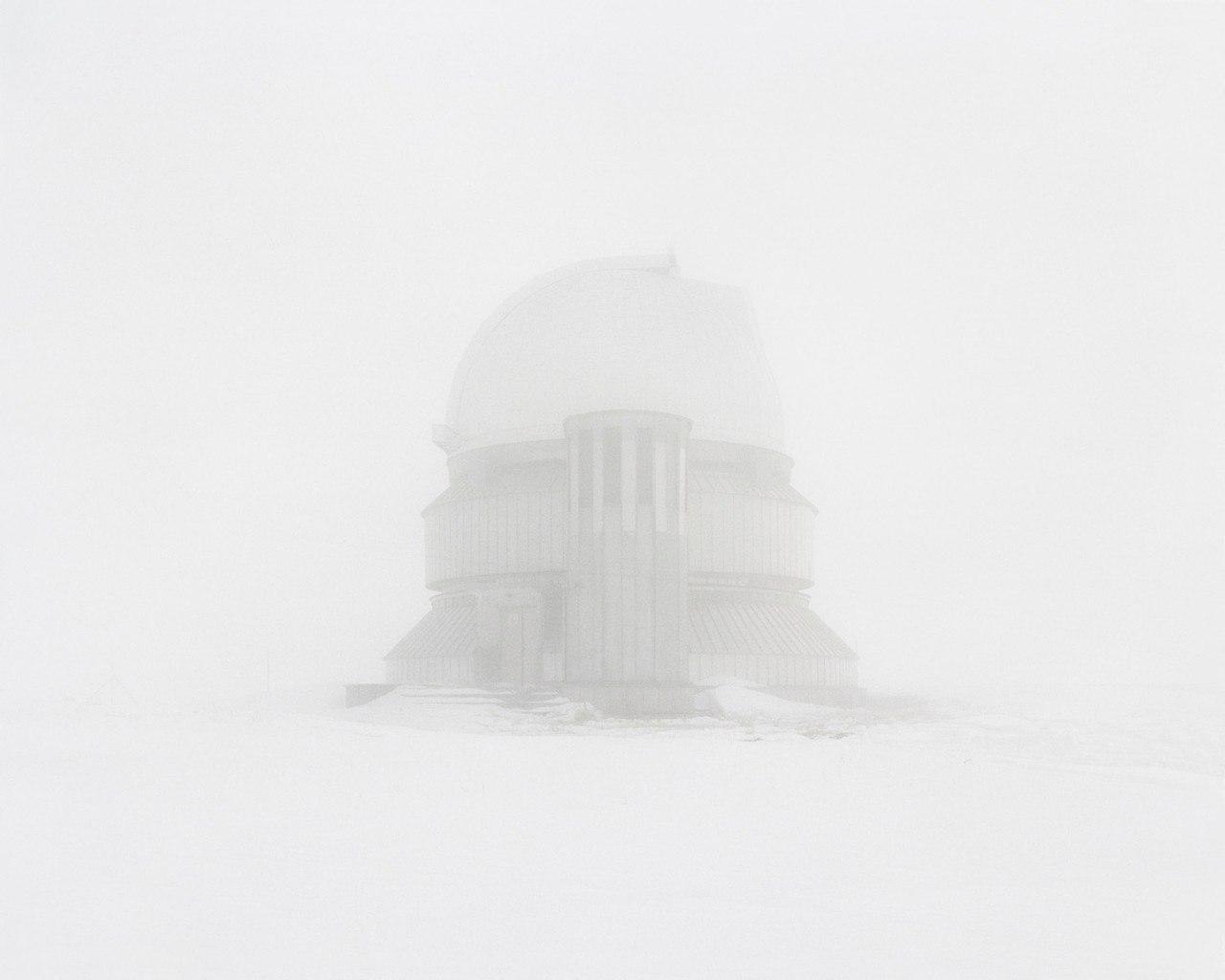 Заброшенная обсерватория.Алматинская область,Казахстан