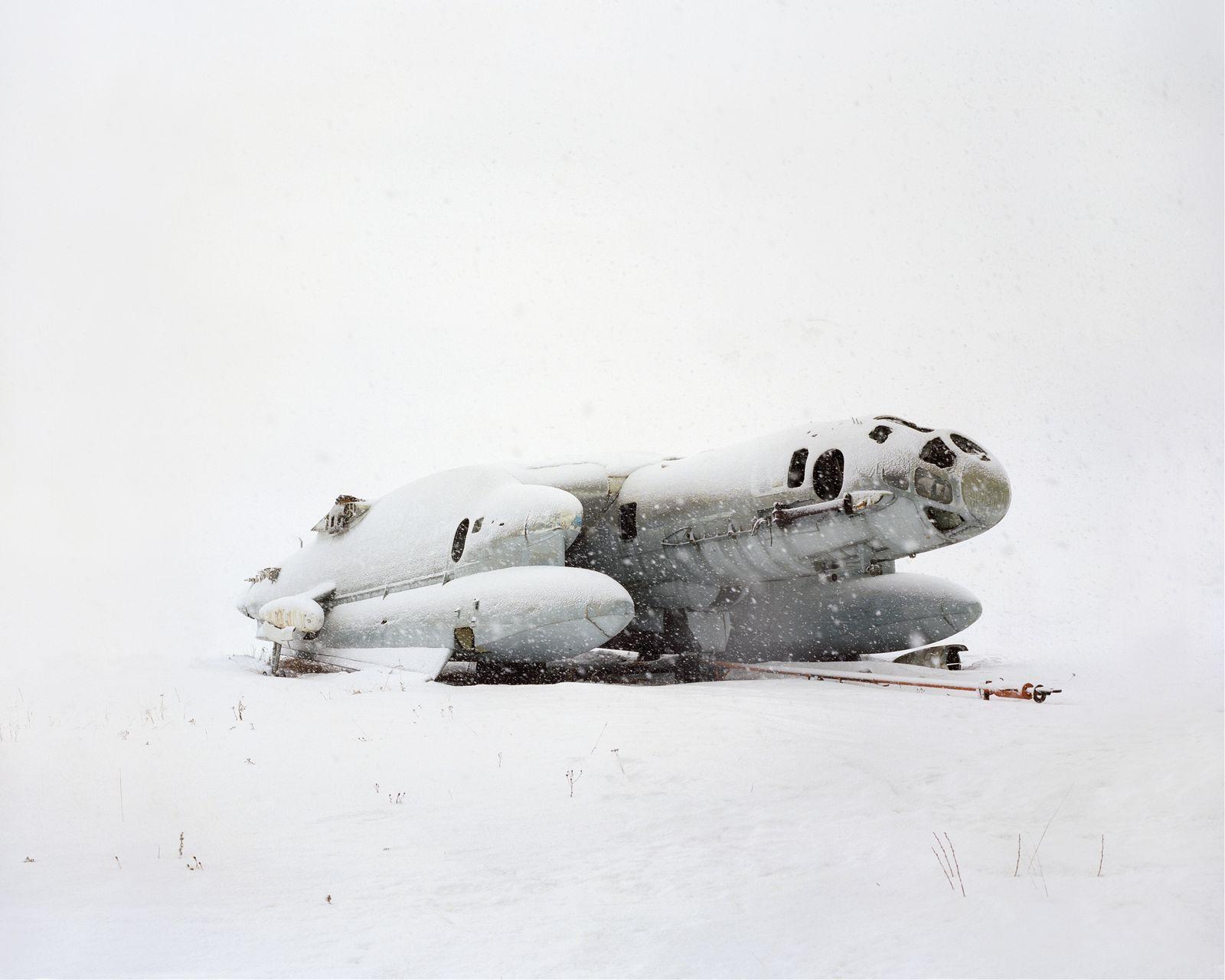 Экспериментальная вертикально-взлетающая амфибия ВВА-14. В СССР было сконструировано только 2 таких аппарата, один из которых разбился при транспортировке. Московская область