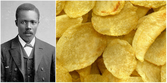 Увлекательная история создателя картофельных чипсов - Джорджа Крама