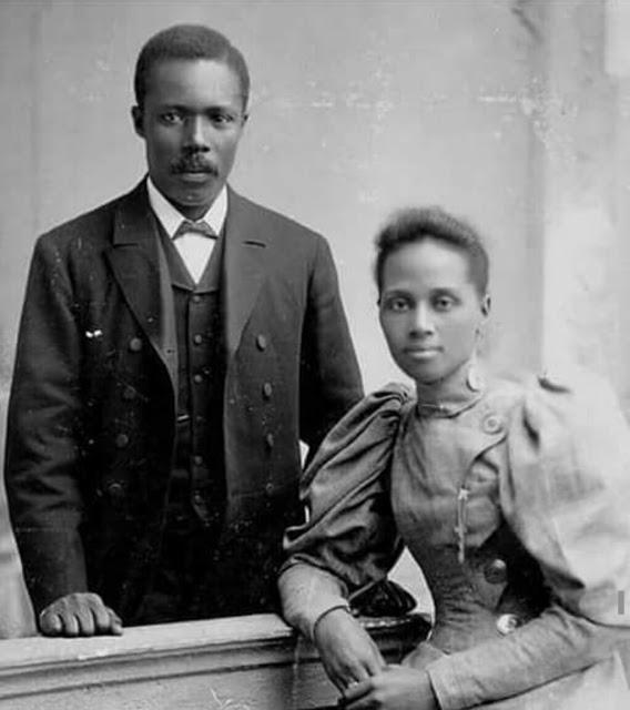 Джордж Крам и его жена