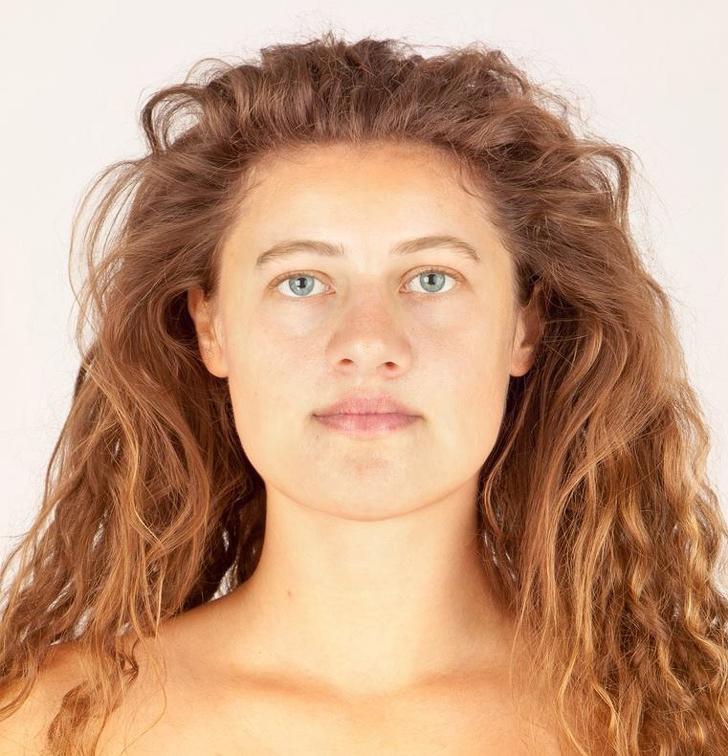 Женщина из бронзового века