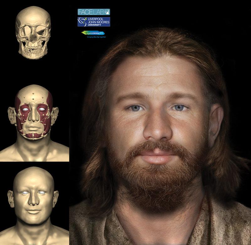 Простолюдин, живший 500 лет назад