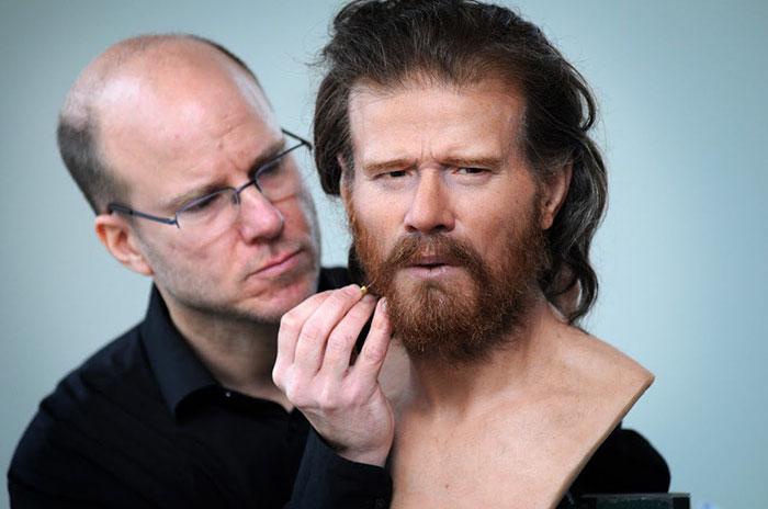 Мужчина, живший 5500 лет назад