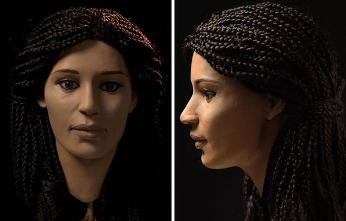 Царица Древнего Египта Меритамон