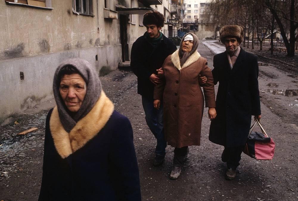 Грозный. 1995 год