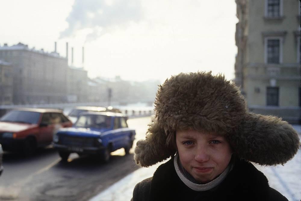 Санкт-Петербург. 1994 год
