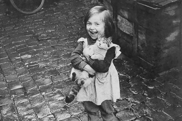 20 восхитительных старинных фотографий, которые подарят вам улыбку