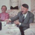 Скрытый мир фюрера: цветные фотографии из жизни Адольфа Гитлера