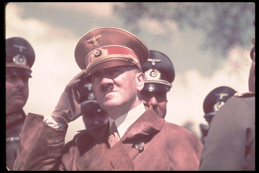 Гитлер в Австрии, весна 1939 год