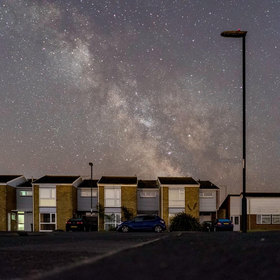 2 е место в категории «Люди и космос». Фотограф Andrew Whyte
