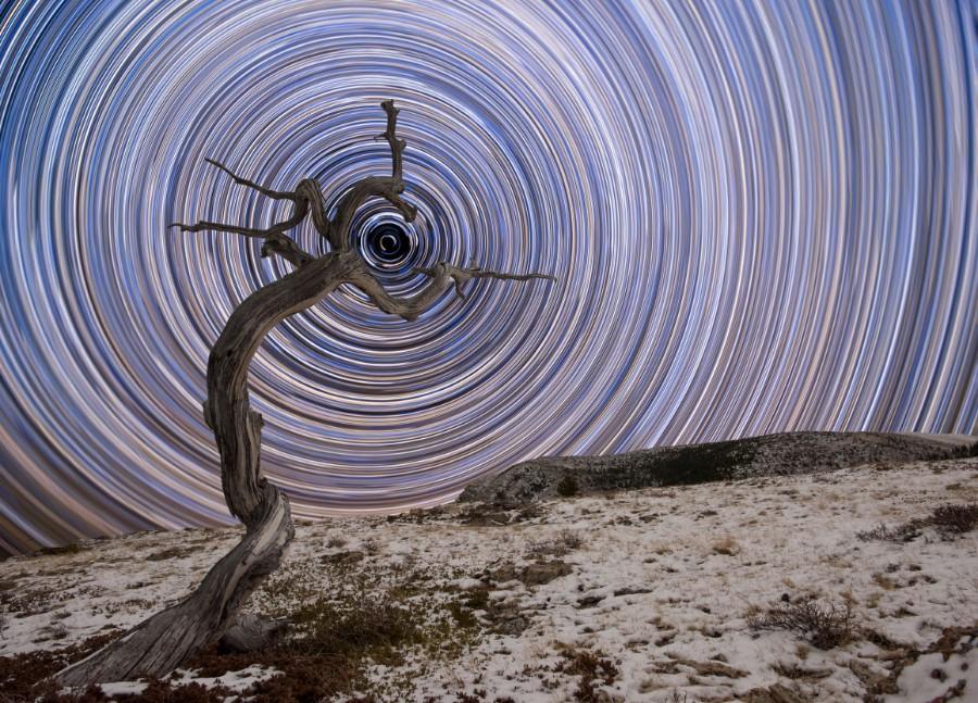 Высокая оценка в категории «Звёздное небо». Фотограф Jake Mosher