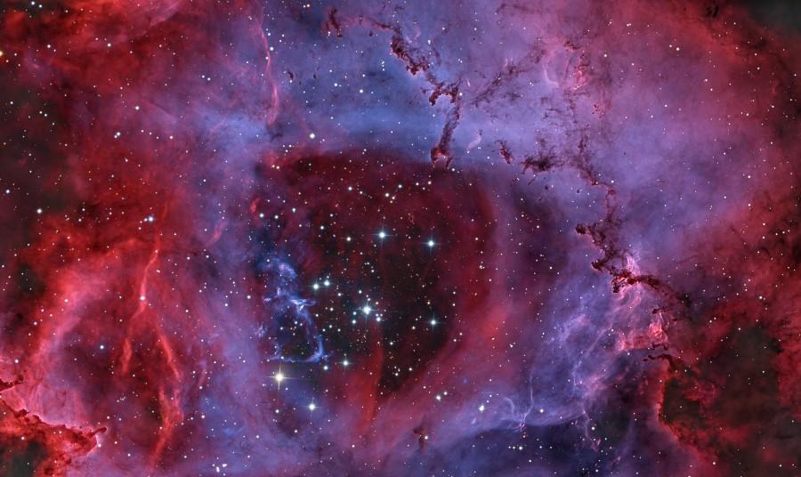 Высокая оценка в категории «Звёзды и туманности». Фотограф Josep Drudis
