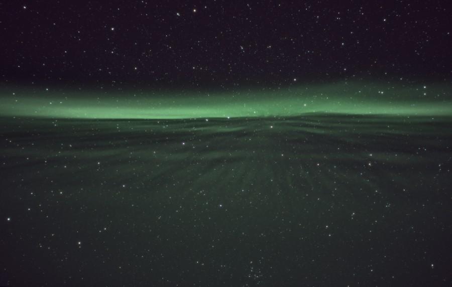 1-е место в категории «Северное сияние». Фотограф Nicolas Lefaudeu