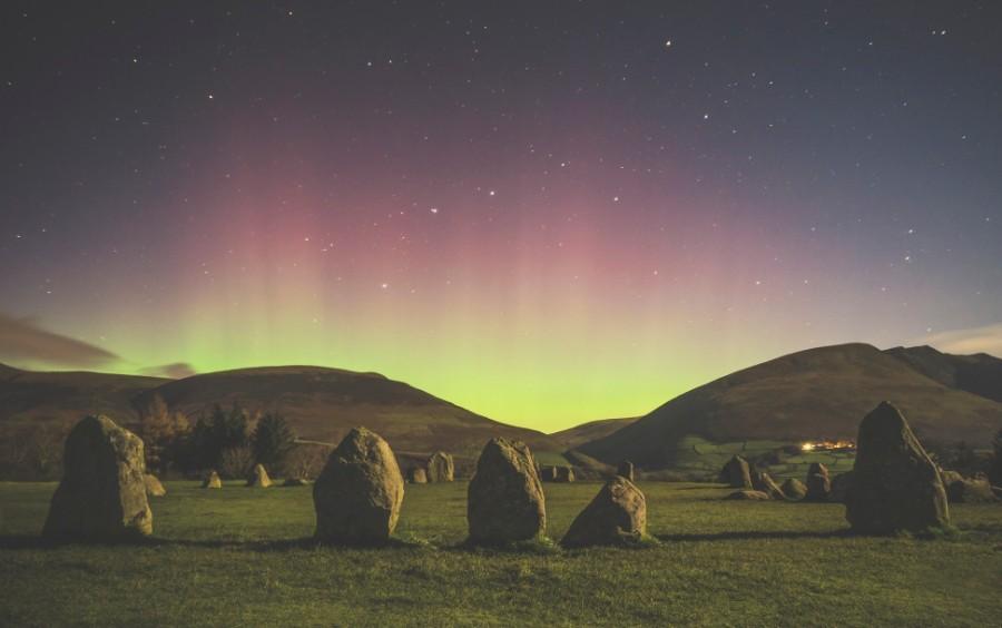 2-е место в категории «Северное сияние». Фотограф Matthew James Turner