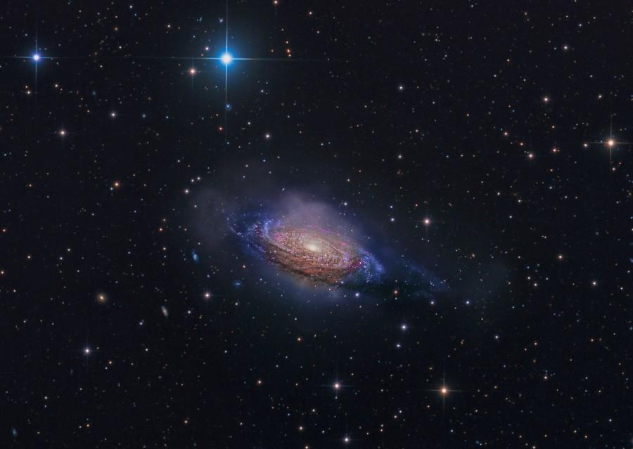 1-е место в категории «Галактики». Фотограф Steven Mohr