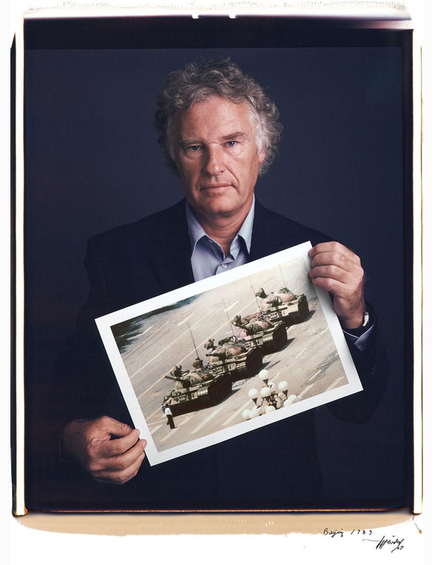 Джефф Уиденер (Jeff Widener),«Неизвестный бунтарь», 1989 год