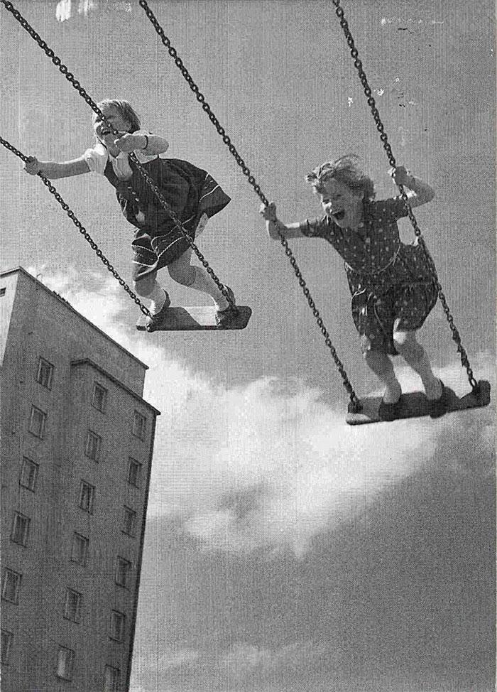 Беззаботное детство