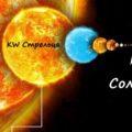 Соотношение размеров крупнейших известных звёзд по сравнению с Солнцем