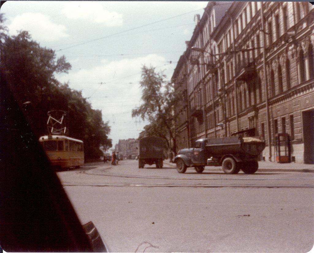 Васильевский остров, 1976 год