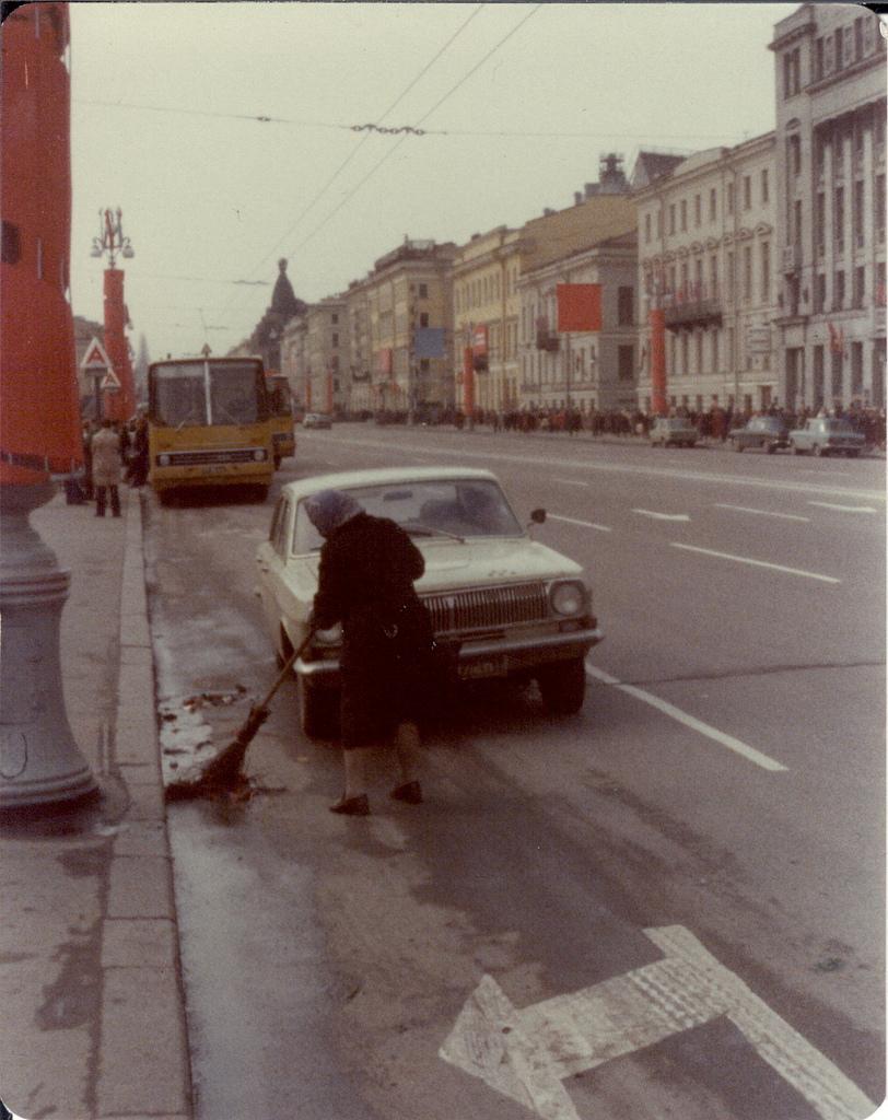 Невский проспект, 1977 год