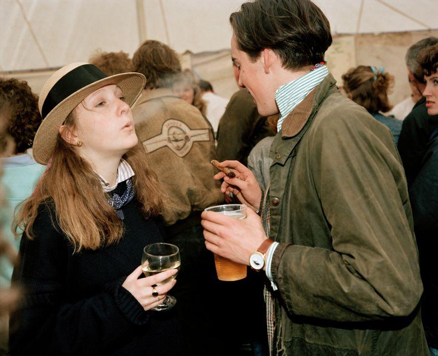 Глостершир, Англия. 1988 год
