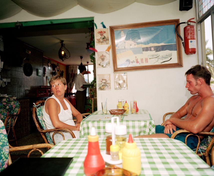 Майорка, Испания. 1993 год