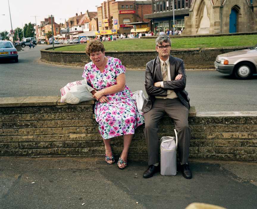 Скегнесс, Англия. 1992 год