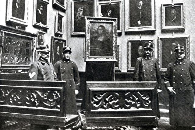 «Мона Лиза» на выставке в Италии под пристальным наблюдением