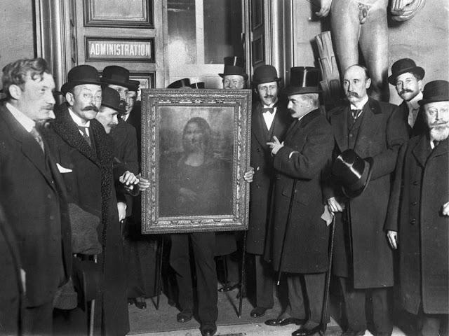 Возвращение «Мона Лизы» в Париж