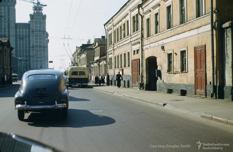 Улица Герцена (Большая Никитская)