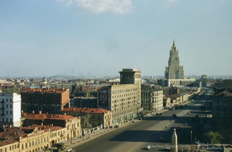 Улица Чайковского (Новинский бульвар)