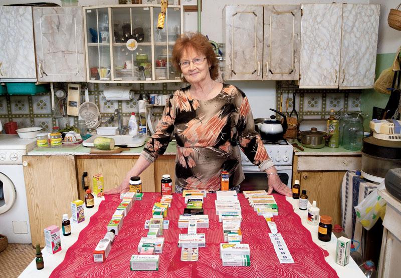 Что у тебя в аптечке? Люди из разных стран мира показали свои