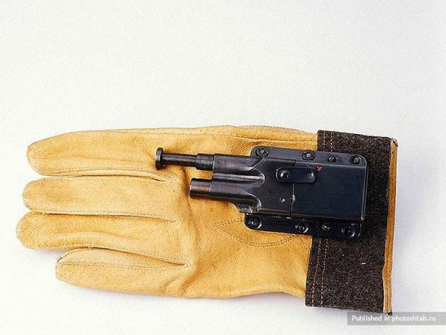 Перчаточный пистолет Sedgley OSS .38