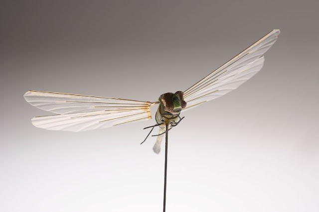 Миниатюрная летающая камера
