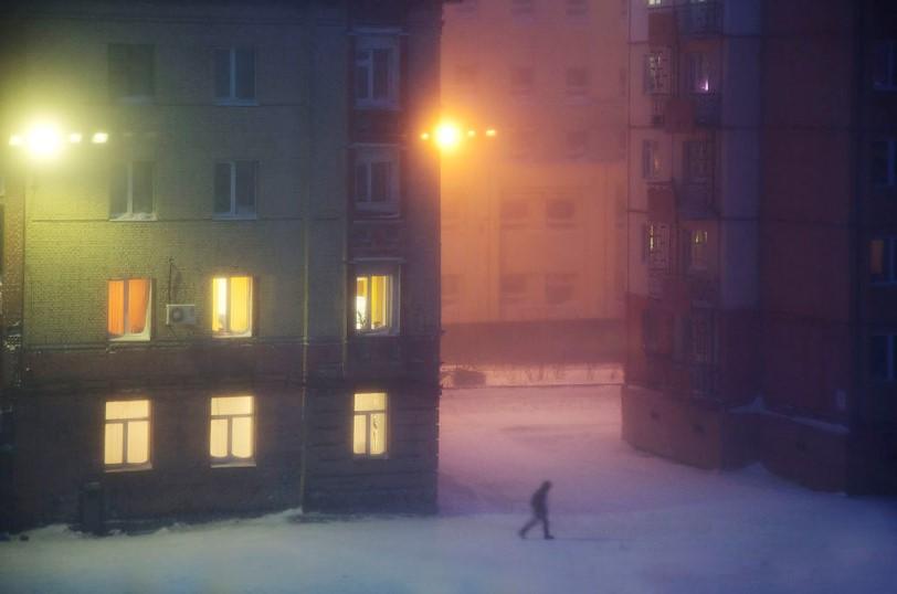Жизнь за полярным кругом: суровый Норильск глазами французского фотографа