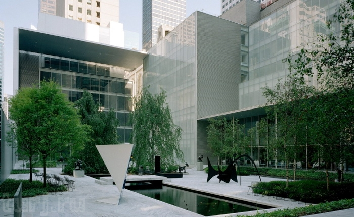 «Звездная ночь» Ван Гог: The Museum of Modern Art (MoMA), Нью-Йорк