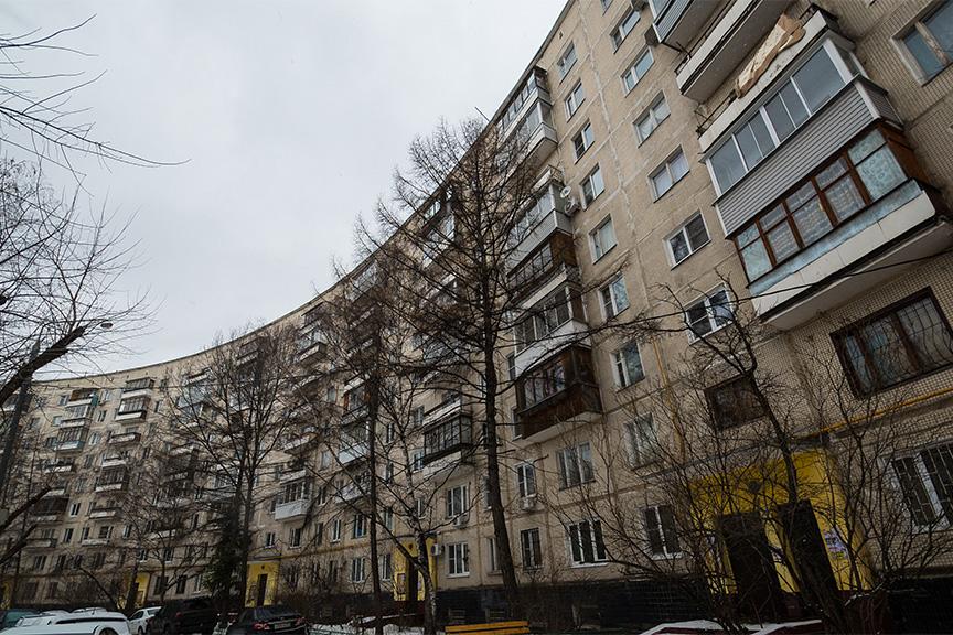Круглые дома в Москве - уникальный проект советских архитекторов
