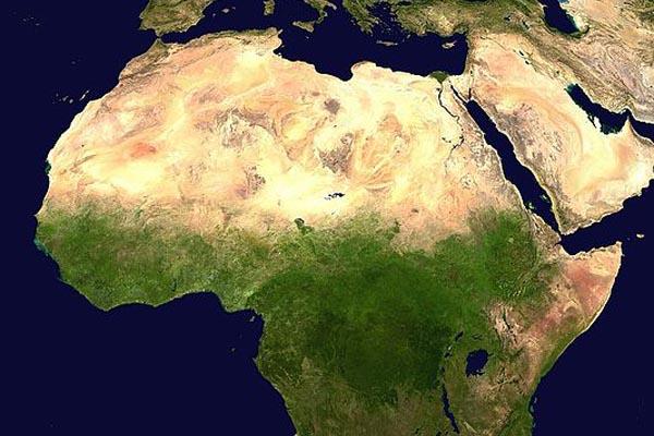 20 фактов о Сахаре — самой большой из жарких пустынь на Земле